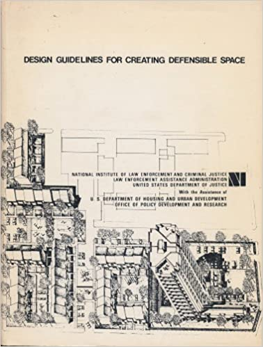 design guidelines for creating defensible space oscar newman