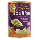 (3 PACK) - Marigold Swiss Vegetable Bouillon - Reduced Salt & Vegan| 500 g |3 PACK - SUPER SAVER - SAVE MONEY