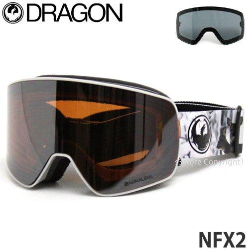 DRAGON(ドラゴン) スノーゴーグル 17-18 NFX2 エヌエフエックスツー [並行輸入品] B078JXB1RN  Realm