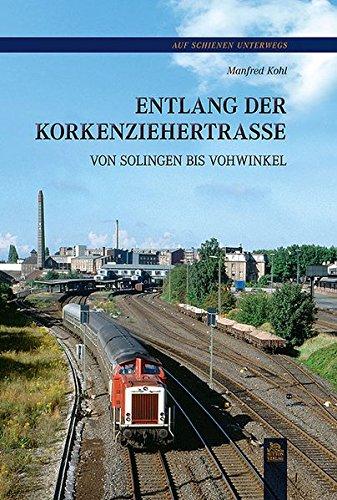 Entlang der Korkenziehertrasse von Solingen bis Vohwinkel