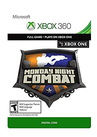 Monday Night Combat - Xbox 360 / Xbox One Digital Code
