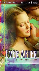 Ever After A Cinderella Story Drew Barrymore Anjelica