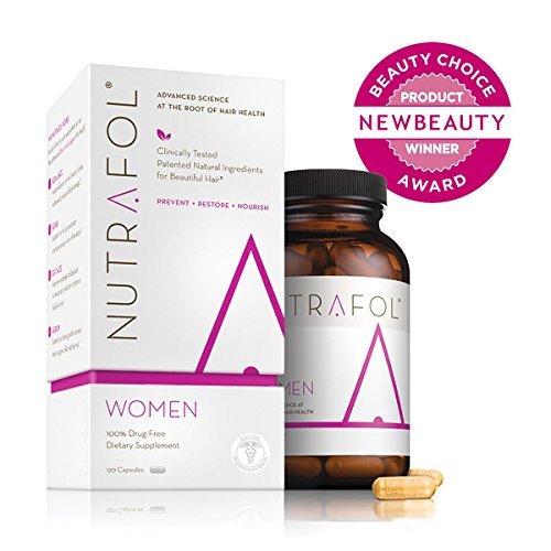 Nutrafol For Women Hair Loss Supplement - 120 Capsules