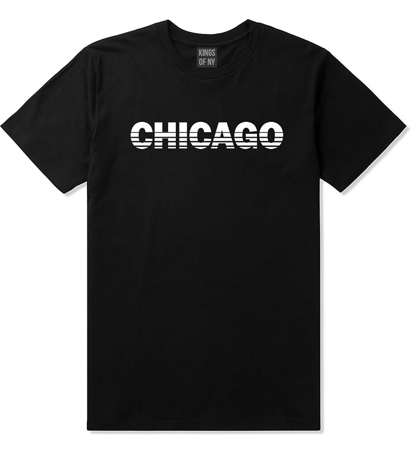 Chicago Illinois State City T-Shirt
