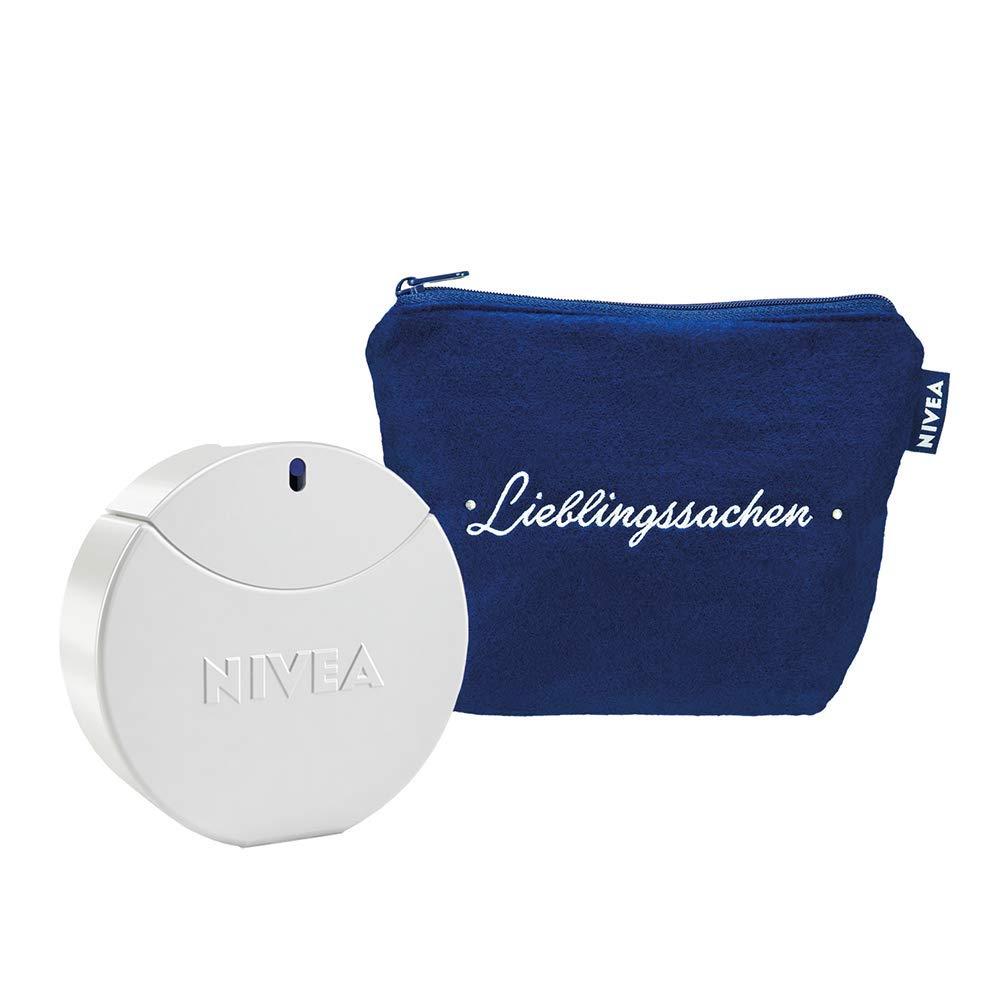 NIVEA Creme Eau de Toilette Set für Damen, EdT 30 ml Pflege-Duft in