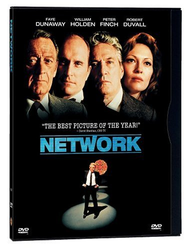 NETWORK [1976]: on Blu-ray now – Horror Cult Films – Movie Reviews ...