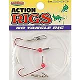 K & E Tackle Perch & Crappie Ice Fishing No Tangle Rig