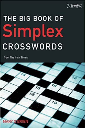 The Big Book Of Simplex Crosswords From The Irish Times Amazon