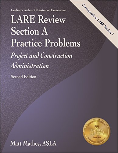 lare-review-section-a-practice-problems-project-and-construction-administration-2nd-ed