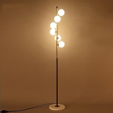 AMOS Lampada da terra Lampade da salotto da camera da letto ...