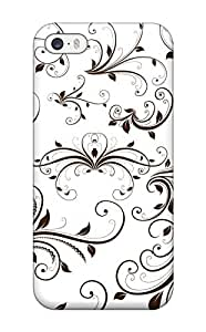 Shock-dirt Proof Vector Art Case Cover For Iphone 5/5s