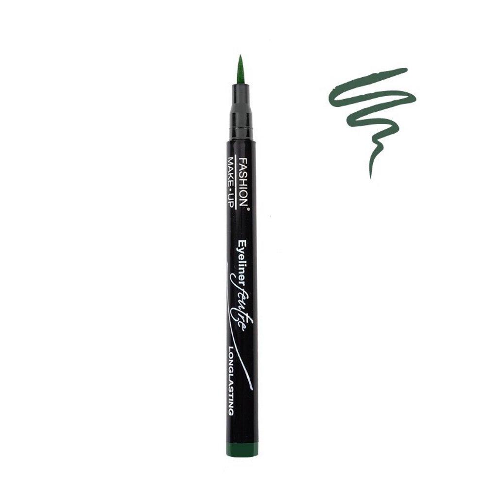 Fashion Make-Up FMU1120505 Eyeliner Feutre Longue Tenue N°05 Vert