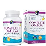 Nordic Naturals – Complete Omega, Supports Healthy Skin, Joints, and Cognition, 60 Soft Gels