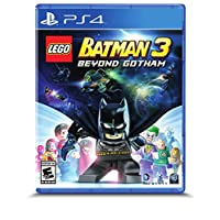Deals on LEGO Batman 3: Beyond Gotham for PS4