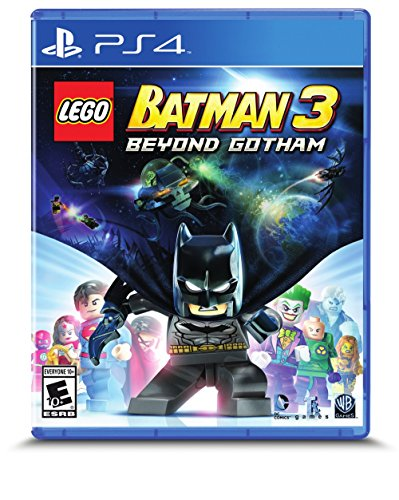 LEGO Batman 3: Beyond Gotham - PlayStation 4 by Warner Home Video - Games