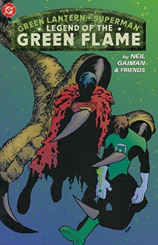 Green Lantern/Superman: Legend of the Green Flame ()