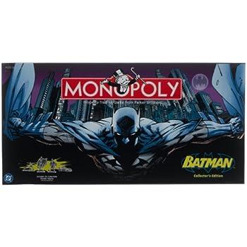 Batman Monopoly