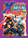 X-Men Jumbo Color and Activity Book, Marvel, 0696226553