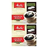 melitta pods medium - Melitta Medium Roast Soft Coffee Pods 18 Count Bag (Pack of 2)