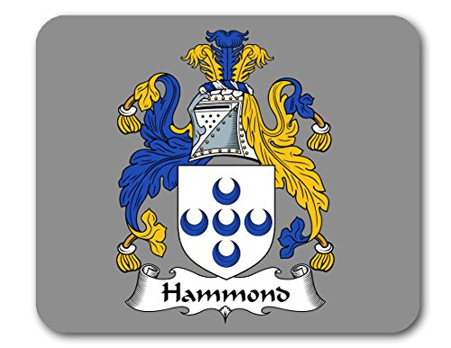 Hammond Coat of Arms Mousepad