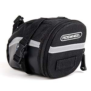 EEEKit Waterproof Outdoor Bike Bicycle Cycling Saddle Bag Seat Storage Tail Rear Pouch