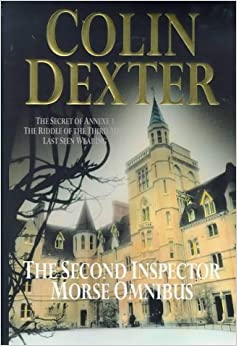 Book The Second Inspector Morse Omnibus by Colin Dexter (1994-10-21)