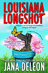 Louisiana Longshot by Jana DeLeon ebook deal