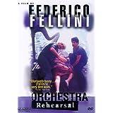 Federico Fellini's Orchestra Rehearsal