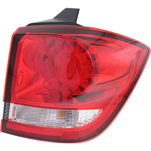 Tail Light for JOURNEY 09-17 Right Side Outer Assembly LED