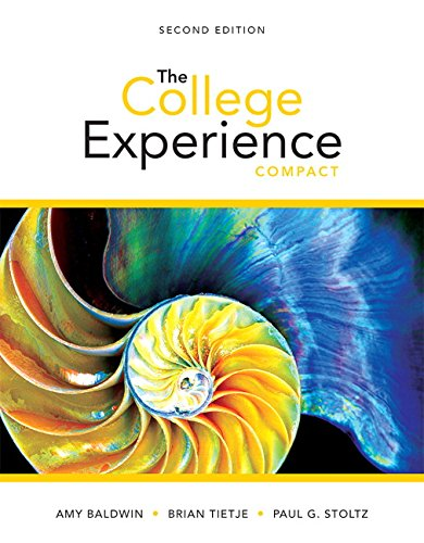 The College Experience Compact (2nd Edition)