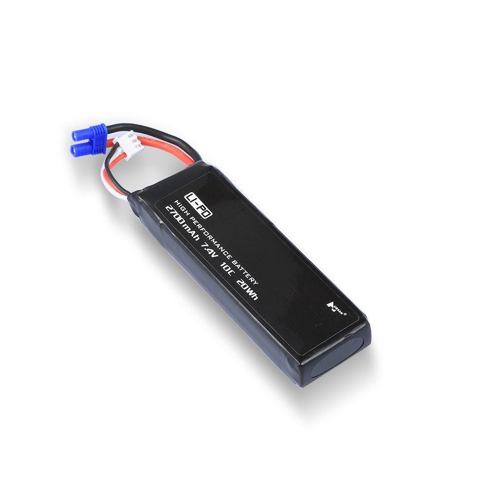 Bateria Lipo 7.4v 2700mah Para Hubsan H501s H501a H501c