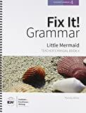 Fix It! Grammar: Little Mermaid [Teacher's Manual Book 4]