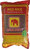 Asian Best Premium Red Rice 5 Pounds