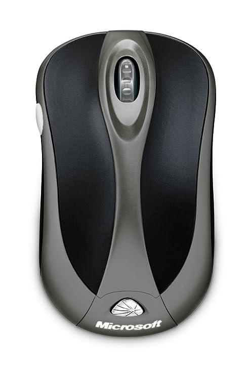 Amazon com: Microsoft Wireless Notebook Laser Mouse 6000- Vista SE