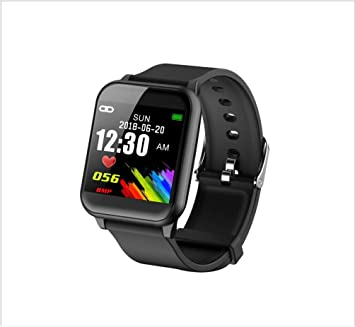 Myron Bluetooth Smart Watch, Compatible con Android iOS ...