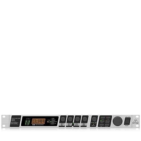 Behringer FX2000 - Procesador efectos fx-2000 unidad: Amazon ...