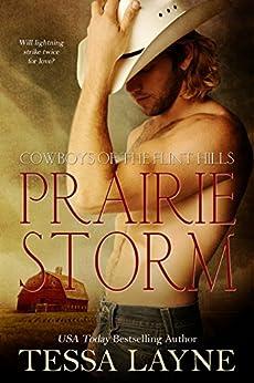 Prairie Storm: Cowboys of the Flint Hills by [Layne, Tessa]