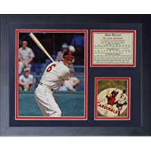 "Legends Never Die ""1963 Stan Musial Last Game"" Framed Photo Collage, 11 x 14-Inch"