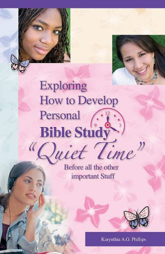 """""""Quiet Time"""" Before all other important Stuff PDF"""