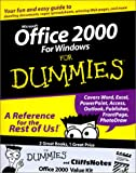 Office 2000 for Dummies, Wallace Wang, 0764582194