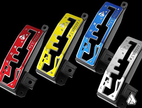 Assault Industries Can Am Maverick X3 Shifter Gate Panel Kit Raw By 401005SH1631