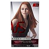 Vidal Sassoon Salonist Hair Colour Permanent Color Kit, 6/4 Light Auburn