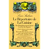 Repertoire De La Cuisine: The World Renowned Classic Used by the Experts