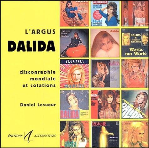 L'argus dalida discographie mondiale et cotations