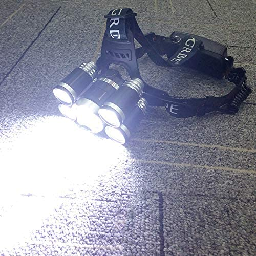 yywl led headlamp Head Lamp Flashlight Torch Led Headlamp Lantern Headlight Night Fishing Light
