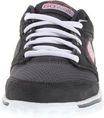 Skechers Go WalkAction - bajo de material sintético mujer gris - Grau (CCCL)