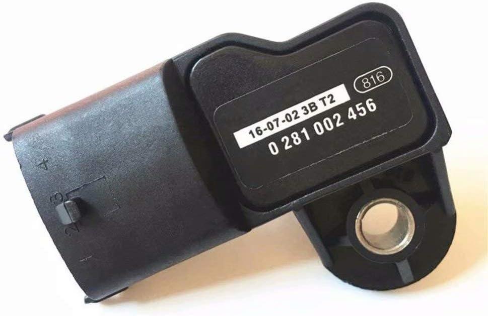 Hcodec 0281002456 Manifold Air Pressure Sensors 0 MAP Sensoren f/ür 281 002 456