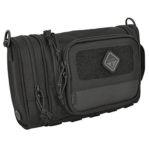 - Hazard 4 (RVL-CRD-BLK) Reveille Rugged Grooming Kit/Heavy-Duty Toiletry Bag, Black