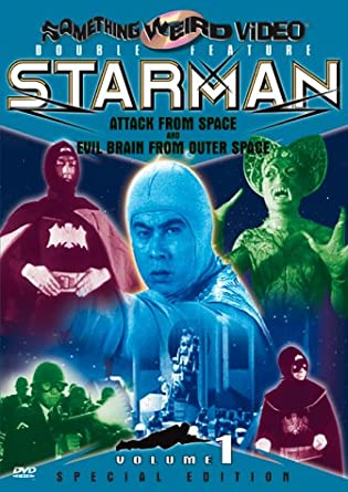 Starman Vol  Attack Frome Evilin From Outere