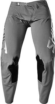 Amazon Com Shift Racing 3lue Ghost Collection Le Pantalones De Moto Para Hombre Color Gris Automotive